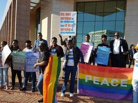 Botswana gay rights