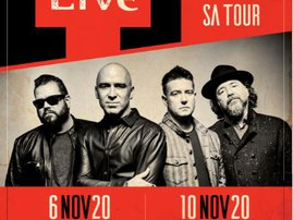 LIVE is coming to South Africa in November