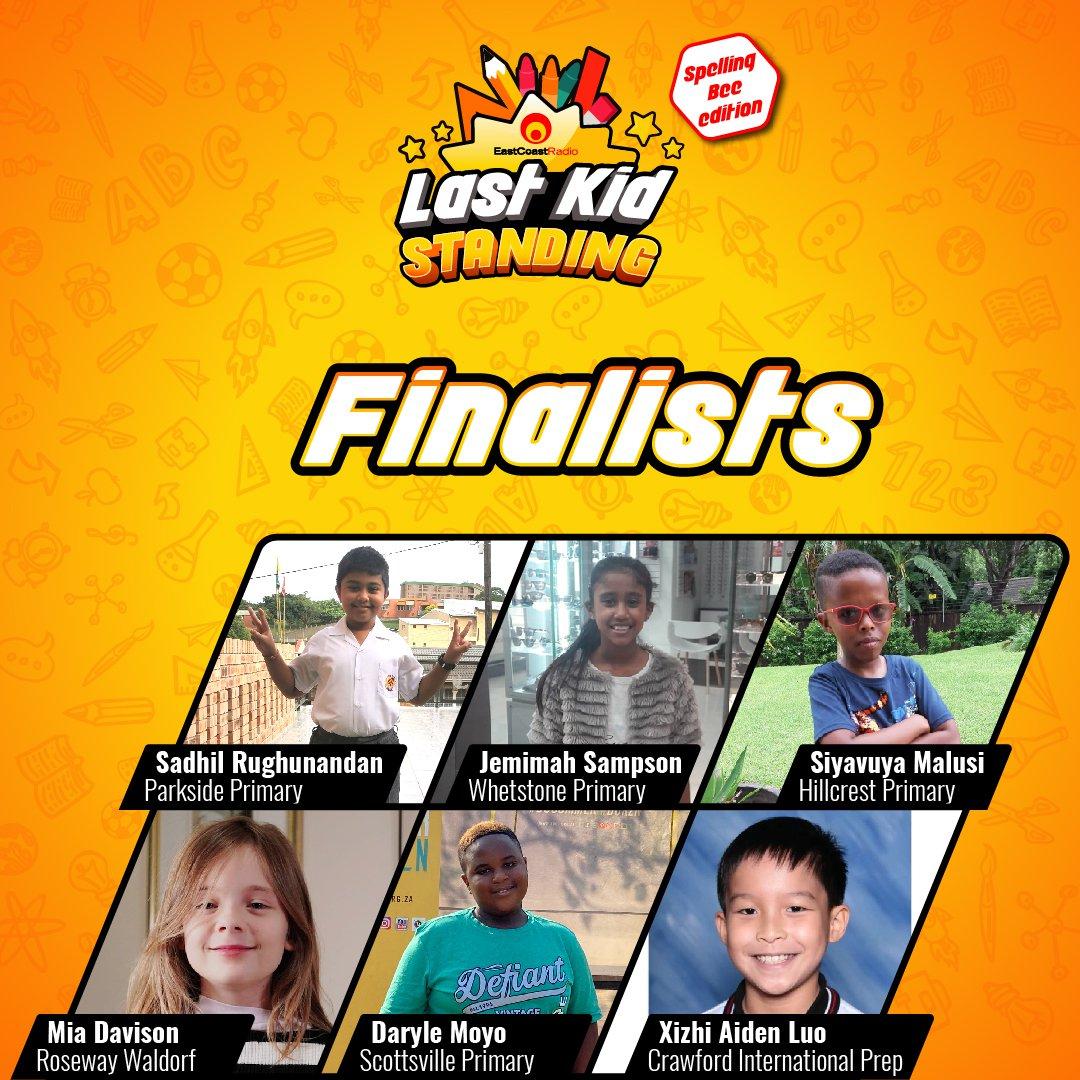 Last Kid Standing Finalists