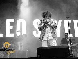 Leo Sayer tells East Coast Gold he's writing new music