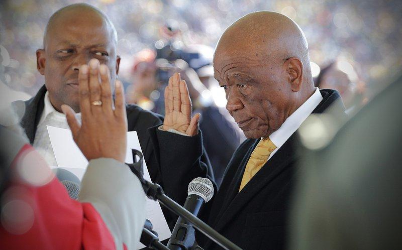 Lesotho inauguration