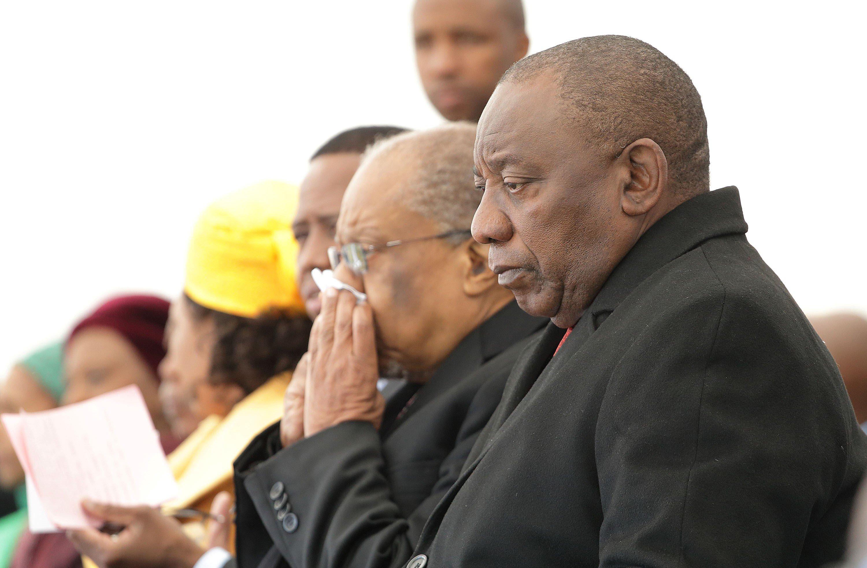 Lesotho inauguration 2