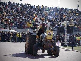 Lesotho inauguration 3