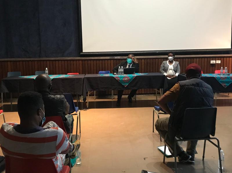 Theresapark Lesufi SGB meeting
