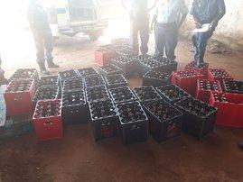 Limpopo liquor bust