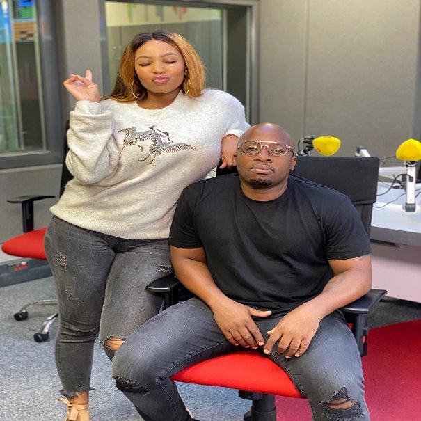 Linda Mtoba and Bongani Mtoba 2