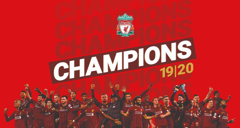 Liverpool Champs