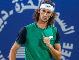 Lloyd Harris Dubai Open Final 2021