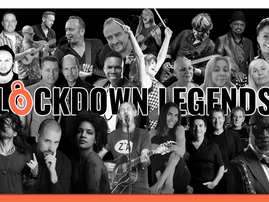 Lockdown Legends concert