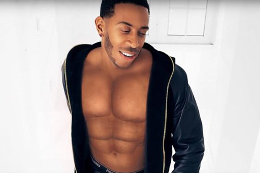 Yes, Ludacris Really Did CGI His Abs in His New Music Video