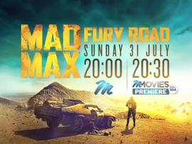 M-Net Sunday Night Movie: Mad Max: Fury Road