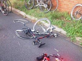 Cyclists killed