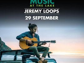 Jeremy Loops - Music at the Lake / Supplied