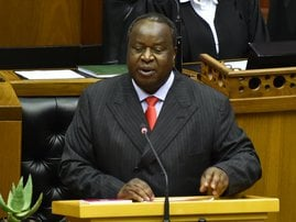 Tito's mini budget Mboweni