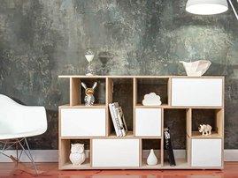 Mable shelf / Provided