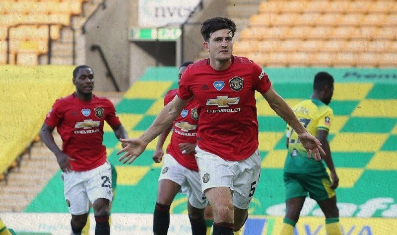 Man United Harry Maguire