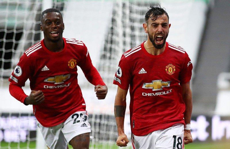 Manchester United 17 October 2020