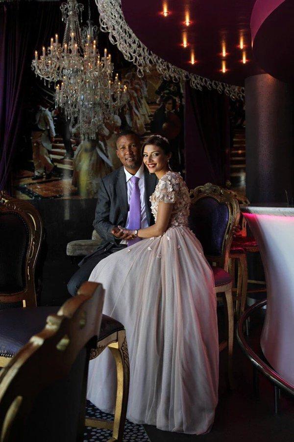 Mandla Mandela weds Muslim bride