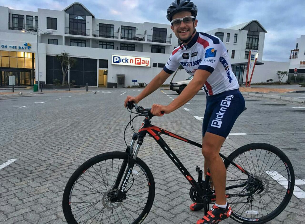 Marco Spaumer cycle tour