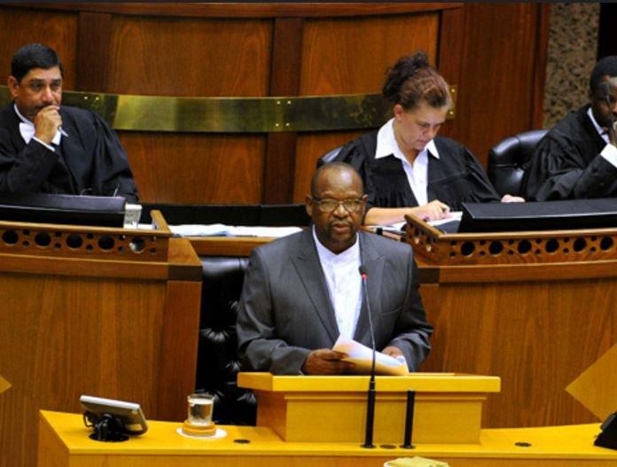 Dlamini-Zuma: We must admit the ANC is weak