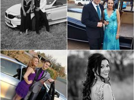 matric dance collage
