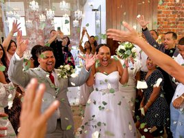 Matthew and Nicole wedding image