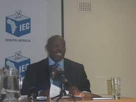 IEC not expecting any political violence on August 3