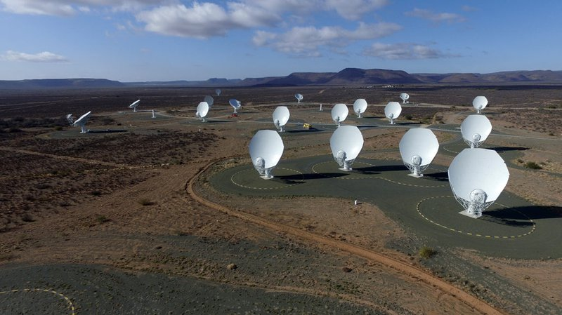 South Africa Unveils World's Most Powerful Radio Telescope