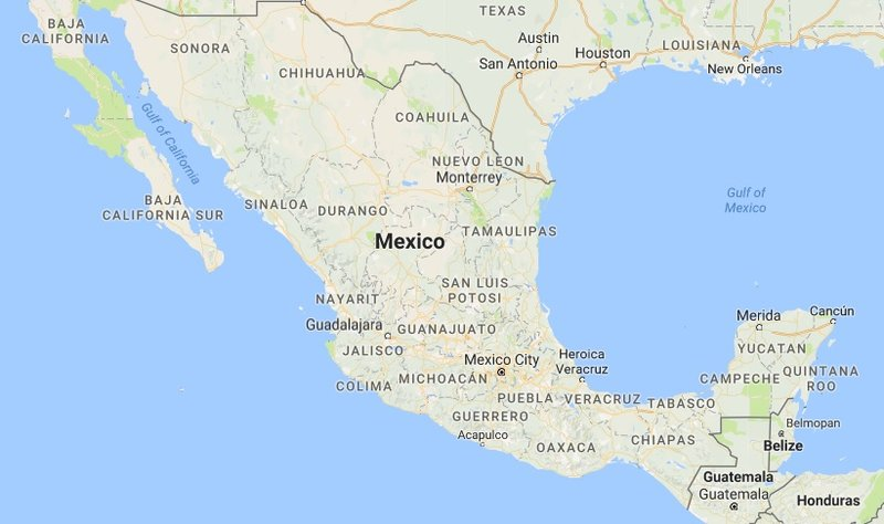 16 Killed In Mexico S Biggest Earthquake