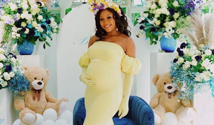 Minnie Dlamini pregnant