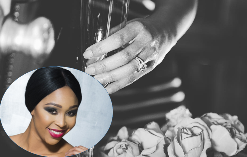 Minnie Dlamini confirms engagement