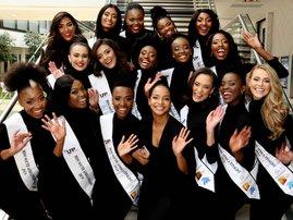 Miss SA finalists breakfast