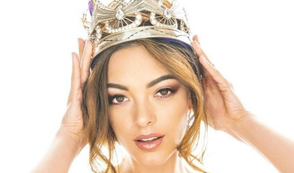 Demi-Leigh Nel-Peters crown