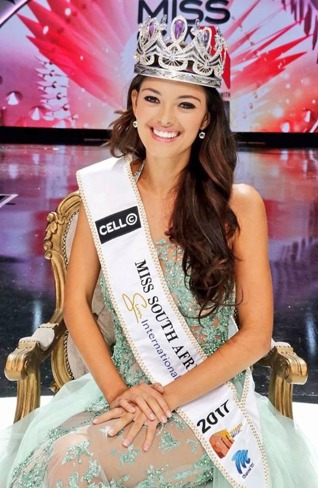 Demi-Leigh Miss SA
