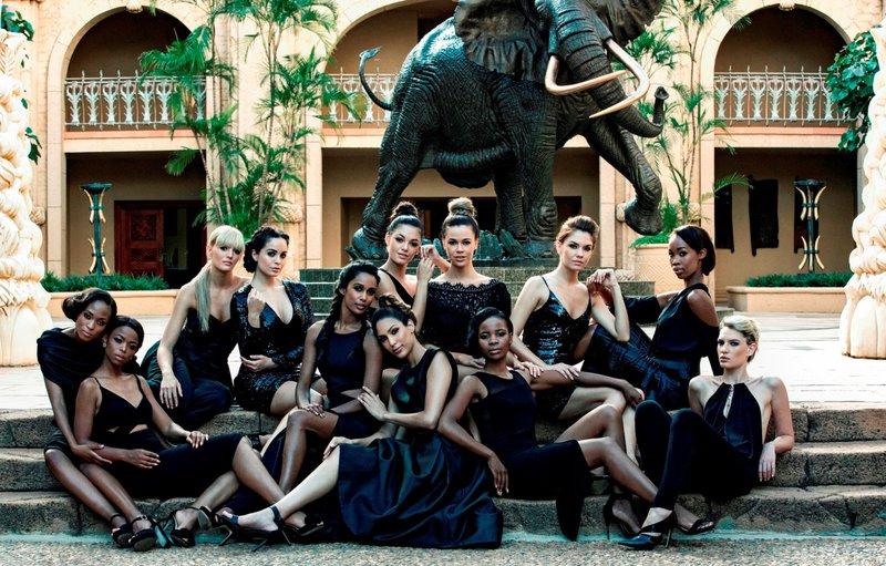 Miss SA finalists 2017