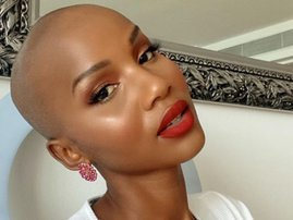 Miss South Africa Shudufhadzo Musida