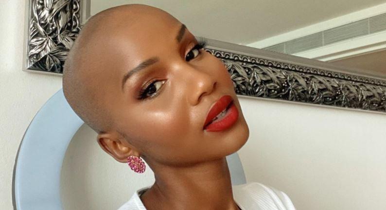 Miss South Africa Shudufhadzo Musida