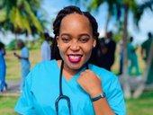 Mmutlana Mojapelo - Medical student
