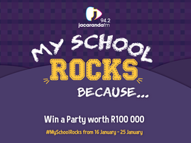My School Rocks
