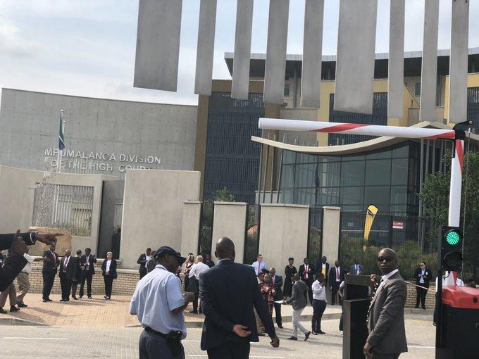 Mpumalanga High Court in Mbombela
