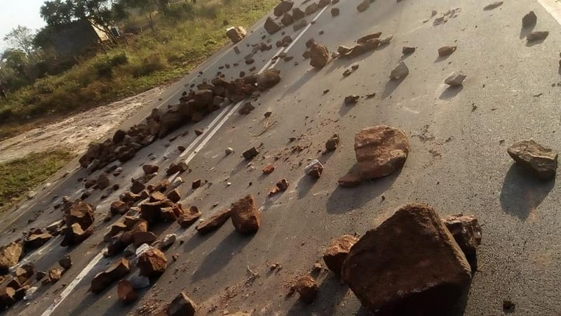 Protests etrupt on N3