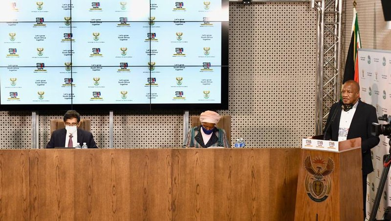 NCCC media briefing 28 May