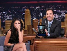 Hilarious Selena Gomez Dubsmashes with Jimmy Fallon