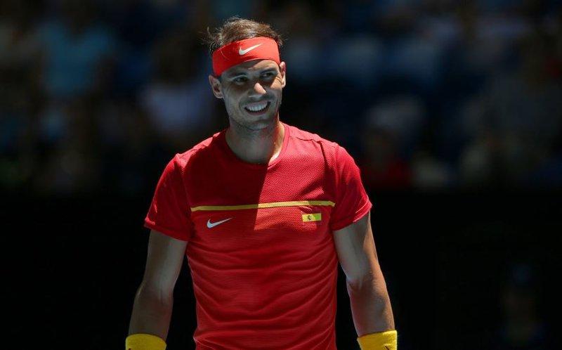 Nadal ATP Cup