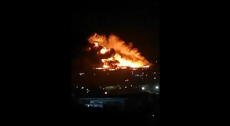 queen nandi drive fire unrest
