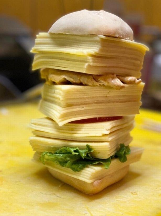 Nandos burger
