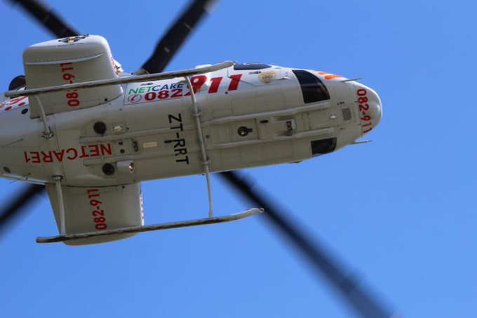 Netcare 911 helicopter 'broke up in mid-air', CAA report finds