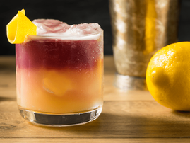 The New York Sour Cocktail