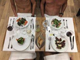 O'Naturel nudist restaurant