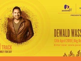 Dewald Wasserfall joins the artist line-up for #OffTheBeatnTrack